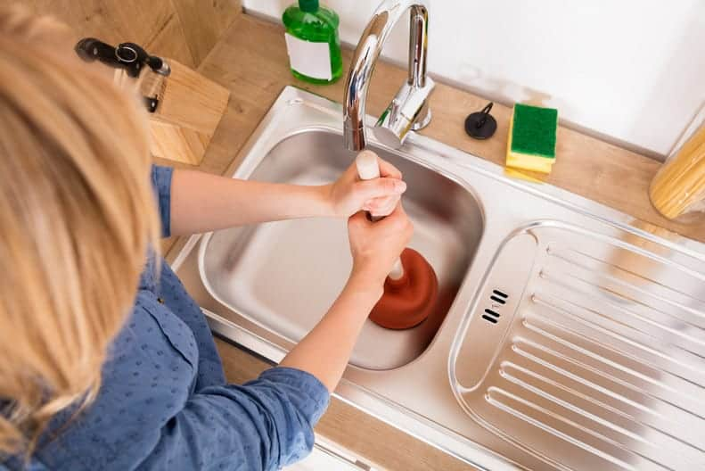 How to Unclogged Drain / Floor trap