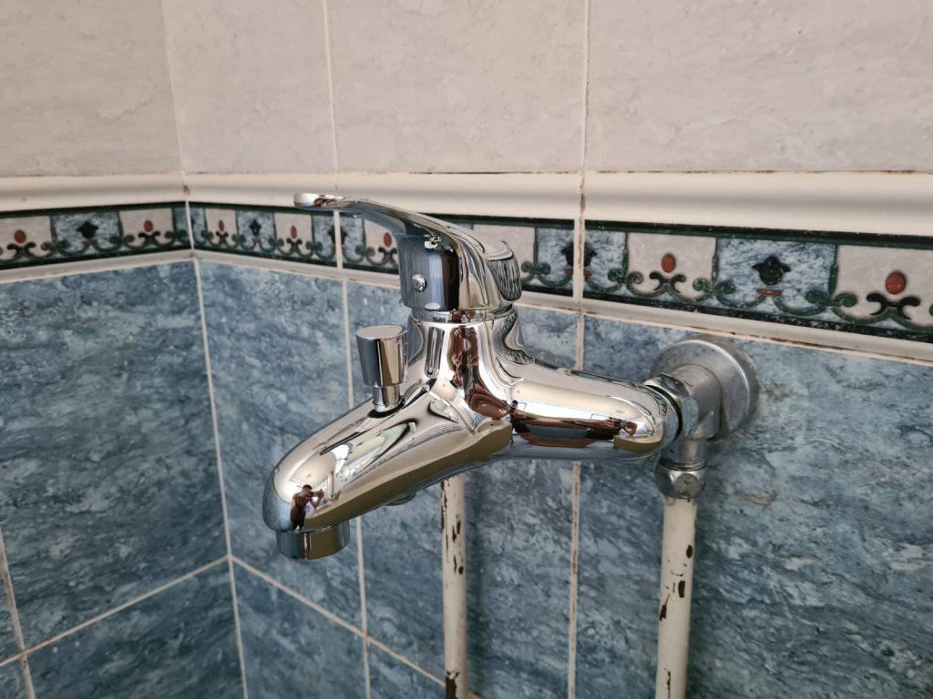 shower mixer tap replacement